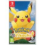 Nintendo Pokemon Lets Go Pikachu - Nintendo Switch