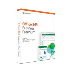 Microsoft Office 365 Business Premium Retail 1 Year