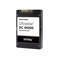 Image of WD 1.6TB Ultrastar SN200 3DWPD PCIe SSD