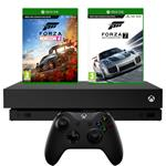Microsoft Xbox One X Forza Horizon 4 & Forza Motorsport 7 Bundle