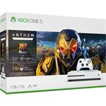 Microsoft Xbox One S with Anthem: Legion of Dawn