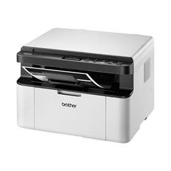 Image of Brother DCP-1610WVB Mono Laser Multifunction Printer