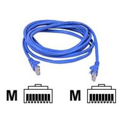Image of Belkin CAT 5e Assembled uTP Networking Cable Blue 2m