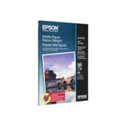 Epson A3 Matte Paper Heavyweight 50 sheets